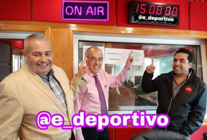 """Mitad de semana con los """"Viejos Minifaldas"""" en Espacio Deportivo de la Tarde 30 de Junio 2021"""