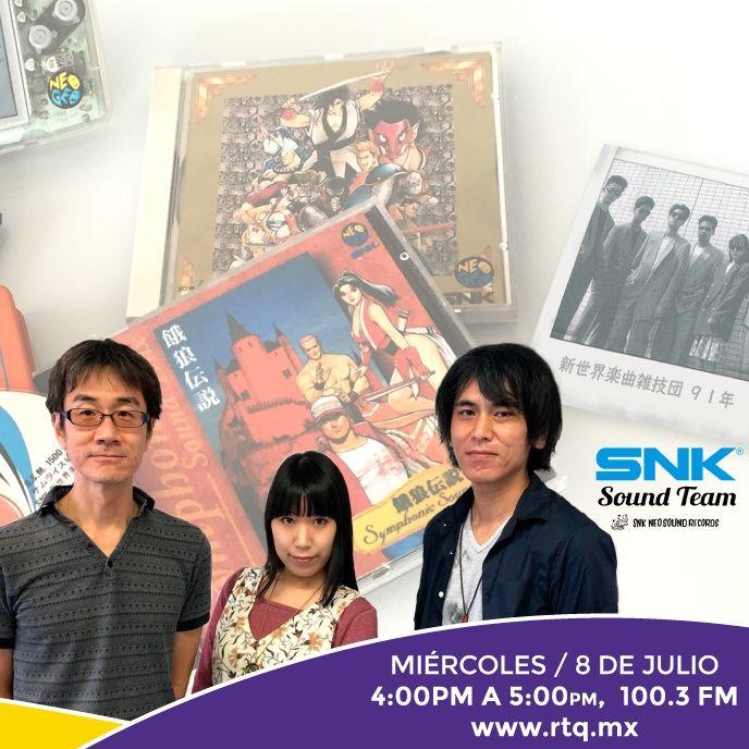 244 - SNK Sound Team  [Biografías Musicales]