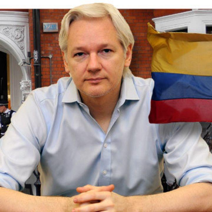 Ecuador Will Imminently Withdraw Asylum for Julian Assange +