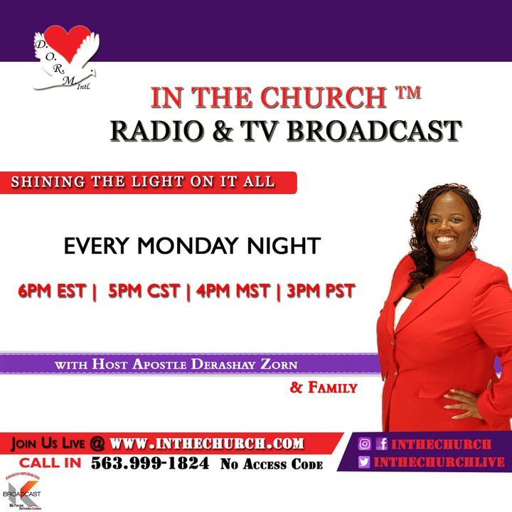 """Lacking Nothing """"In the Church"""" with Guest Tonya White"""