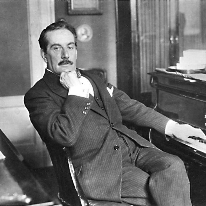 Epistolario Puccini