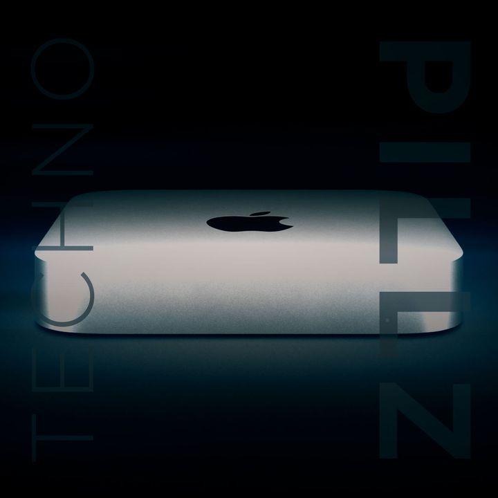 "TechnoPillz   Ep. 349 ""Prime impressioni sul Mac Mini M1 e filosofia varia"""
