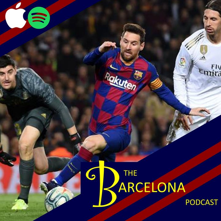 El Clásico takeaways: Unrecognizable Barça, Human Messi, and Leader de Jong [TBPod170]