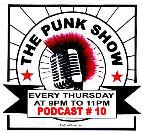 The Punk Show #10 - 04/04/2019