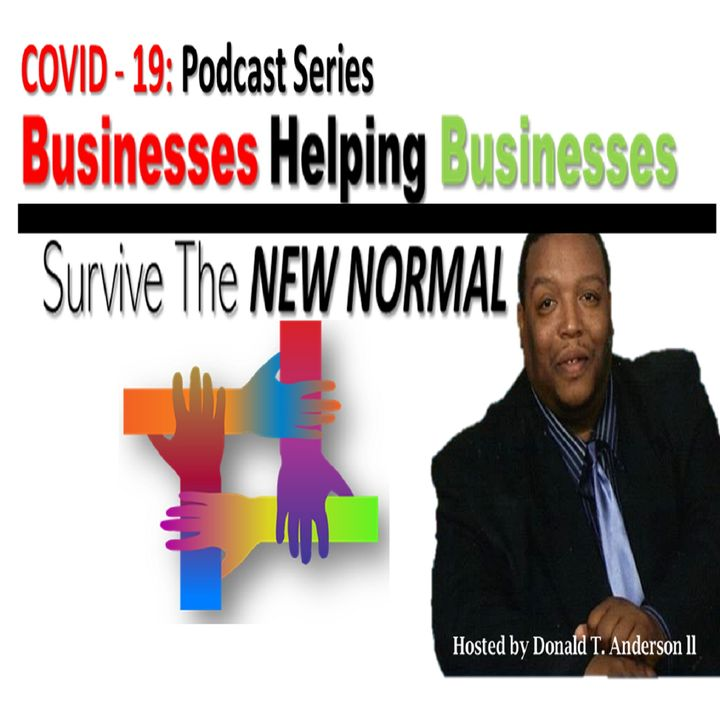 Debut Episode of Businesses Helping Businesses (BHB) with Special Guest Expert Towanda Livingston
