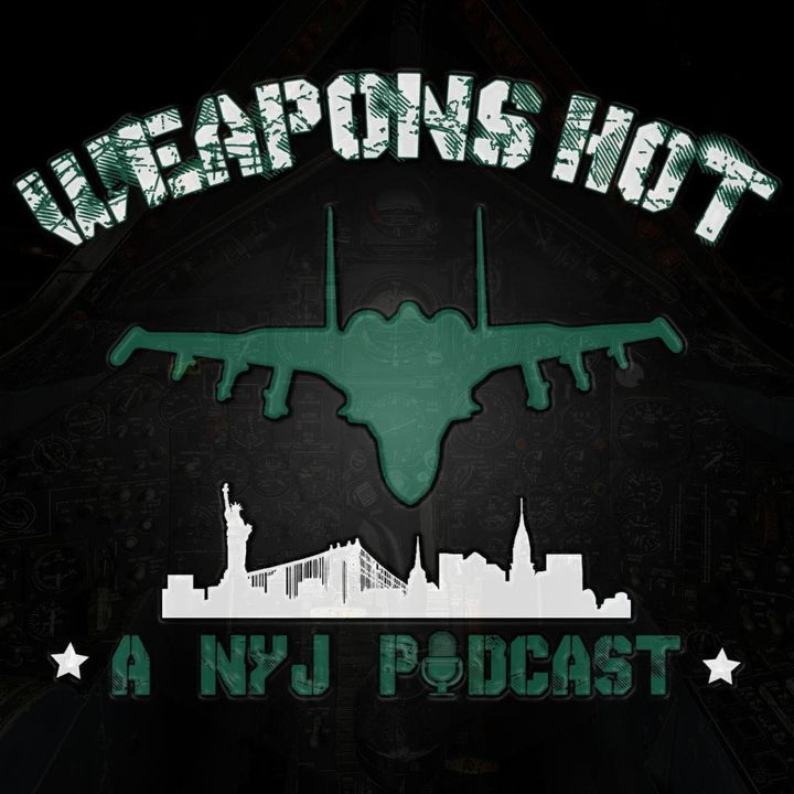 Weapons Hot: A NYJets Podcast Recon Missions: Aftermath of the NFL Draft