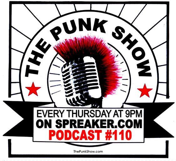 The Punk Show #110 - 04/29/2021