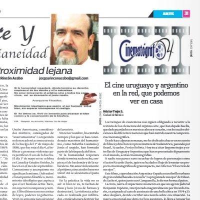 Un poco de historia del Cine Uruguayo y algo para ver en la red