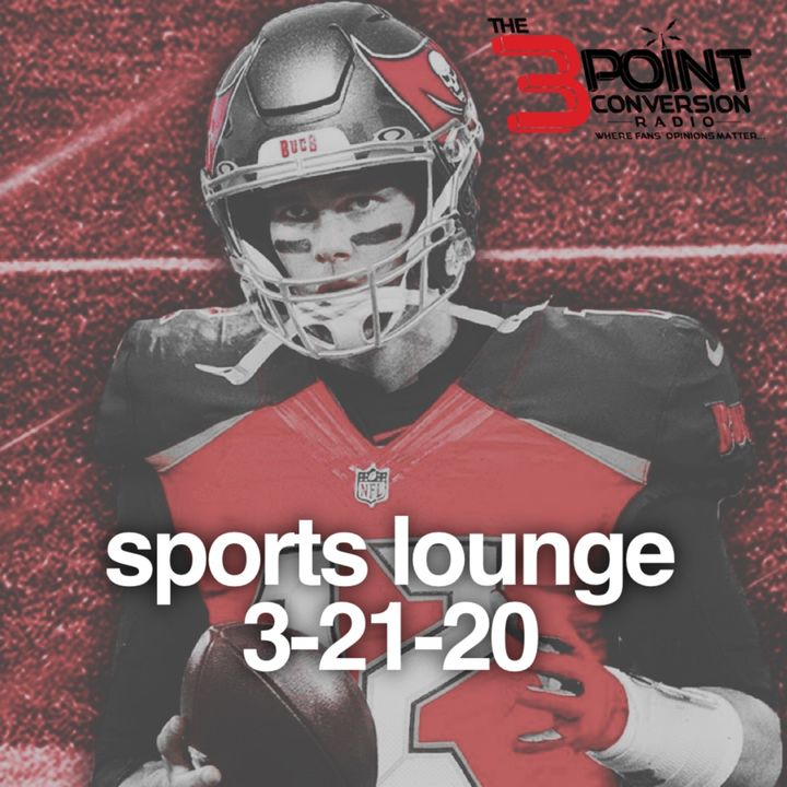 The 3 Point Conversion Sports Lounge- Wild NFC South, Where Will Jameis And Cam End Up, De'Vondre Campbell Interview, Best Football Movies