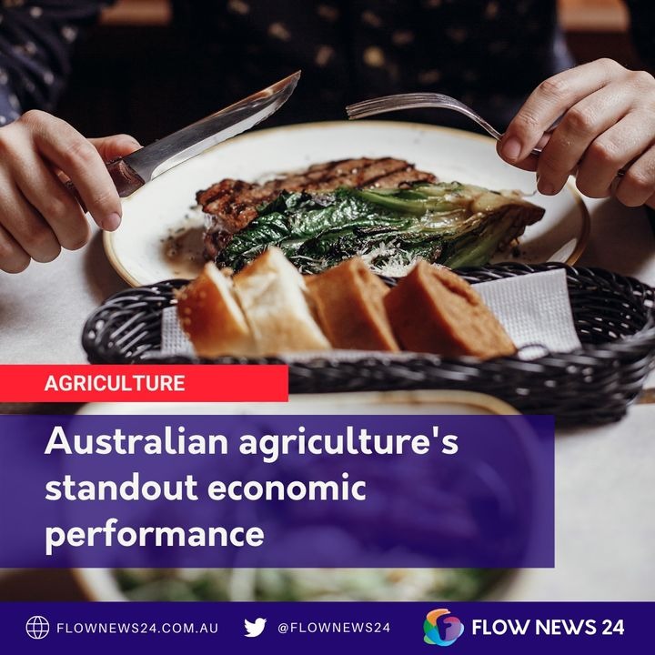 Agriculture's strong export performance and a slap in the face on China tariffs