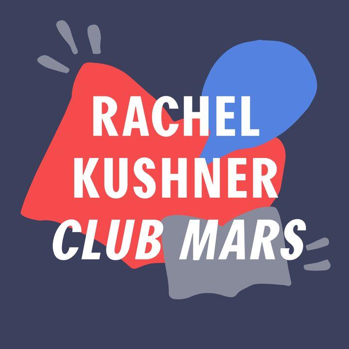 #6 - Niet voor op je nachtkastje | 'Club Mars' - Rachel Kushner