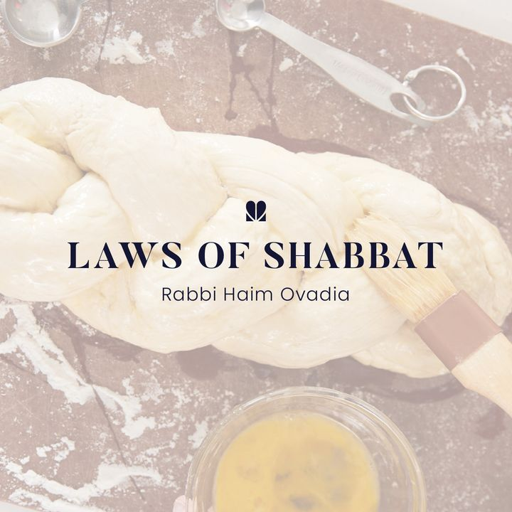 Laws of Shabbat