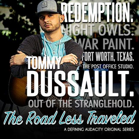Tommy Dussault: Out of the stranglehold