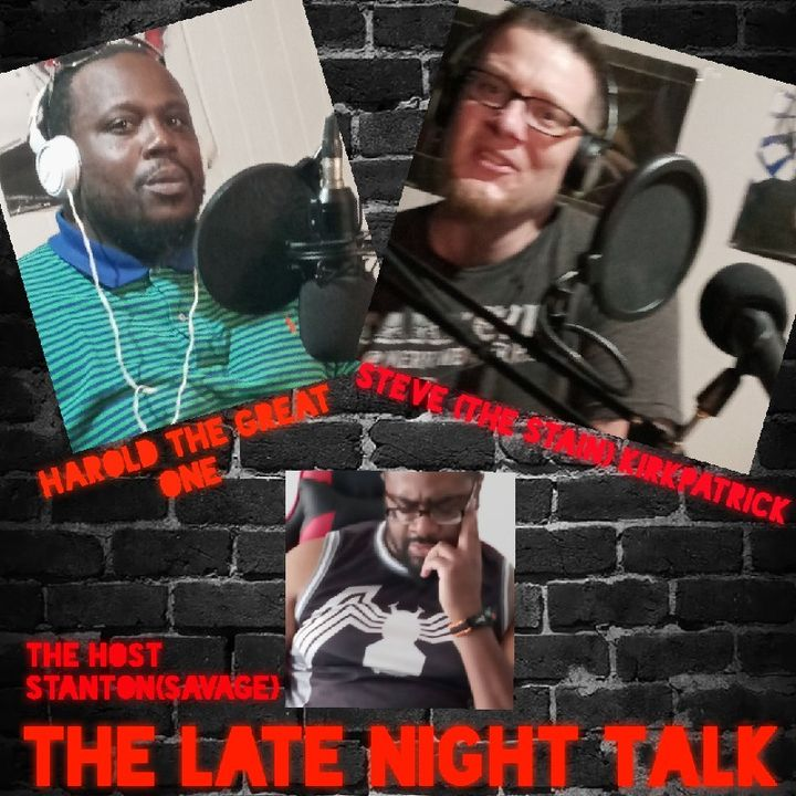 Episode 1-The Late Night Talk