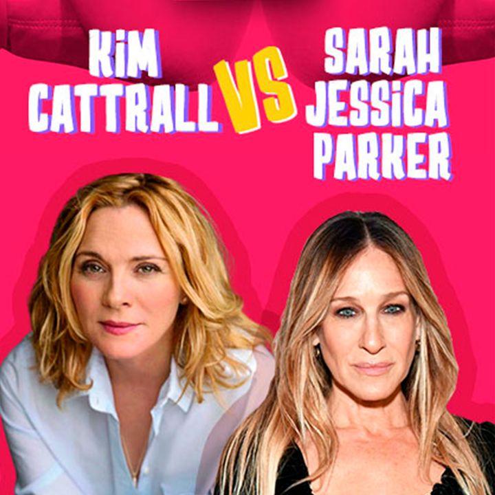 Kim Cattrall Vs Sarah Jessica Parker: Pleito en la ciudad