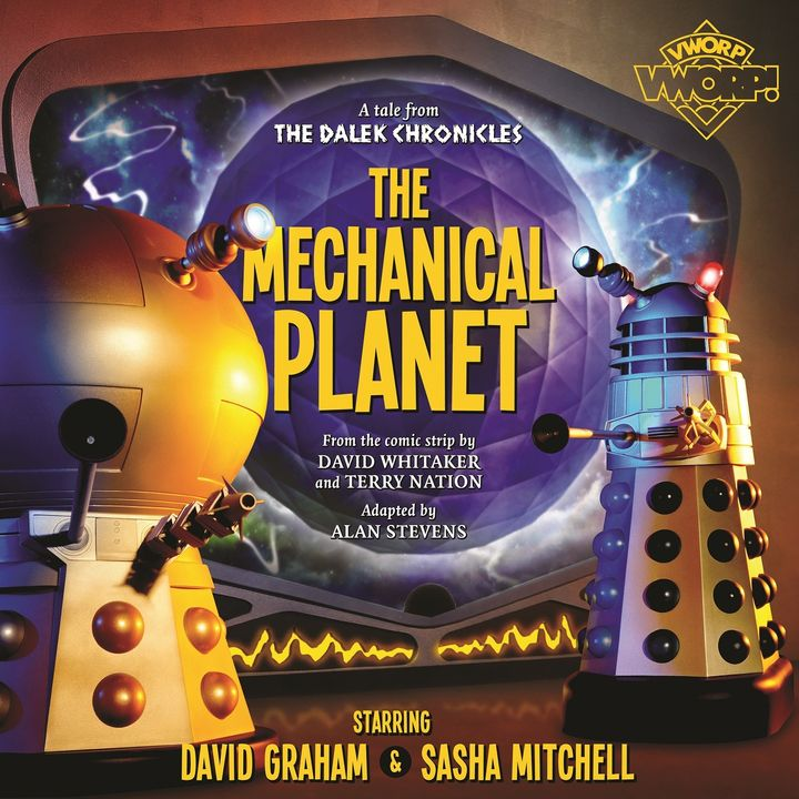 CD Master - The Mechanical Planet teaser clip