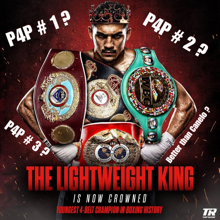 ☎️New Pound For Pound Rankings😱Teofimo Lopez's Win Ranks him Ahead Of Spence and Crawford❓