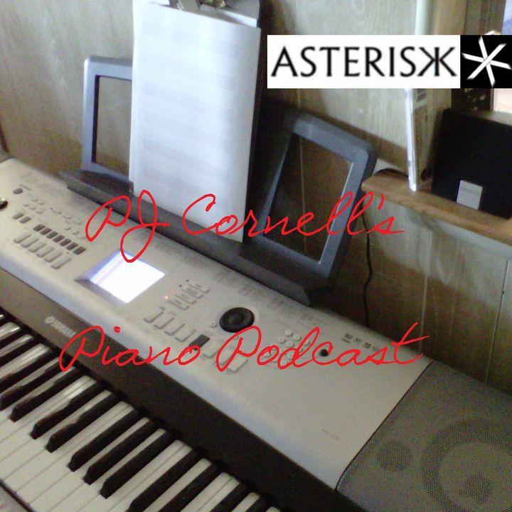 Asterisk Piano Podcast (PJ Cornell)