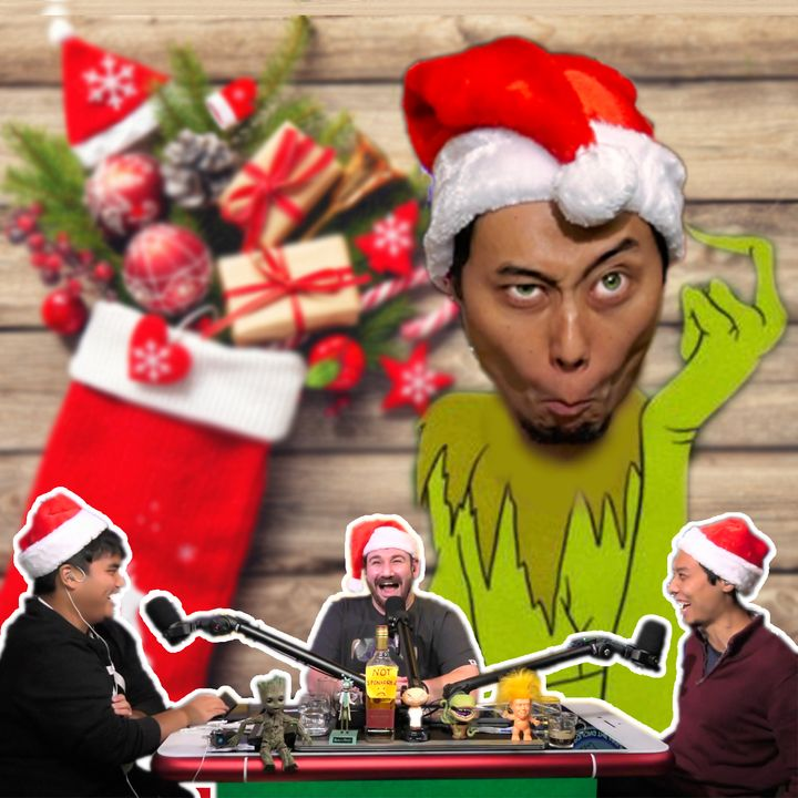 #143 A Chill Jolly Christmas Episode With Da Bois (Our Christmas Stories!)