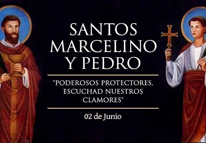 Marcelino y Pedro, mártires