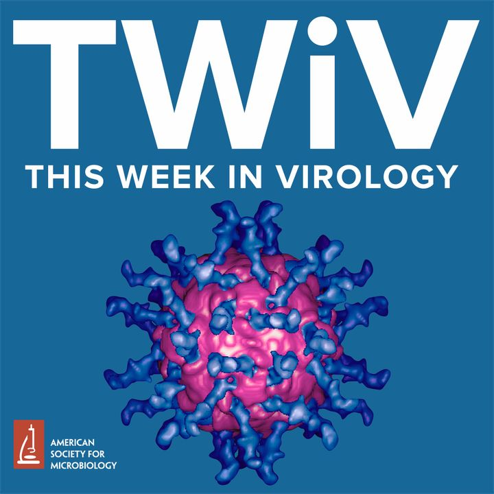 TWiV 490: Shave ice and giant viruses