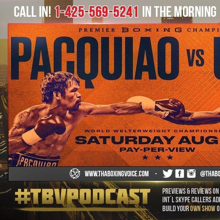 "☎️Manny ""Pacman"" Pacquiao vs. Yordenis Ugás🔥 Can Pacman Get His WBA Belt Back❓"