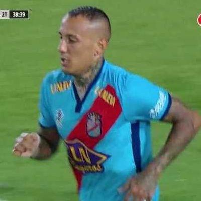 Gol de Arsenal: Jhonatan Candia 2-1