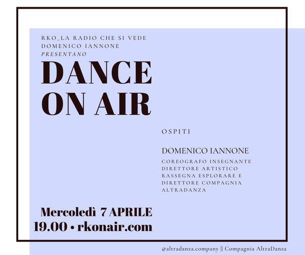 DANCE ONAIR #21 - 07/04/2021