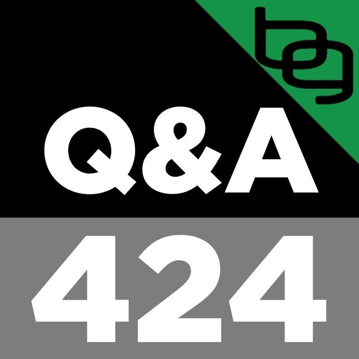Q&A 424: Giant News Flash Episode Of Random, Shocking, Groundbreaking Information on Longevity, Muscle & More, Biohacking ADD & ADHD, Is Rit