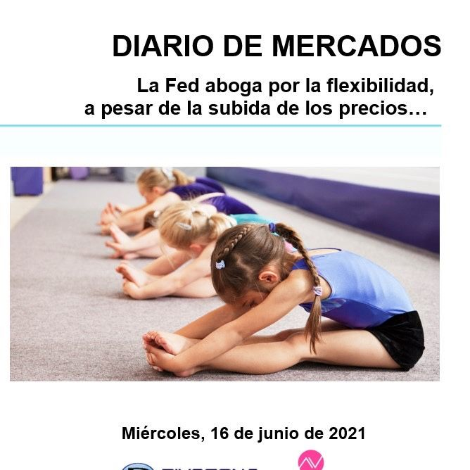 DIARIO DE MERCADOS Miércoles 16 Junio