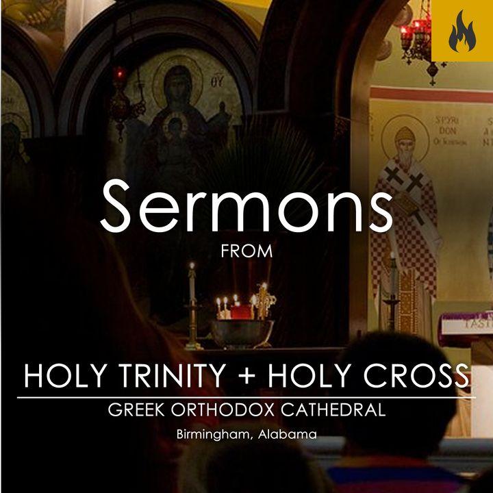 Holy Trinity + Holy Cross - Sermons