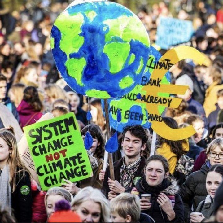 Non dobbiamo salvare il pianeta!