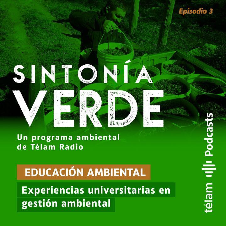 Educación ambiental – Experiencias universitarias en gestión ambiental