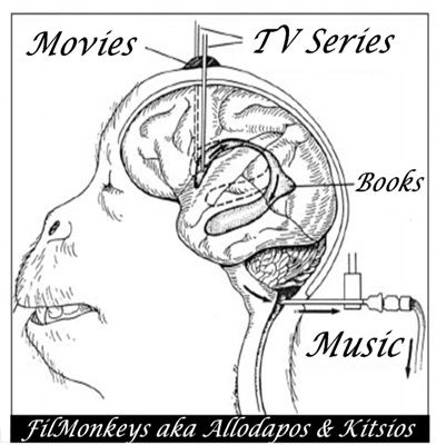 FilMonkeys - Jessica Jones, Gods of Egypt, Memento Remake(!), Μπορεί να κάνει μια γυναίκα κριτική για το Bond?