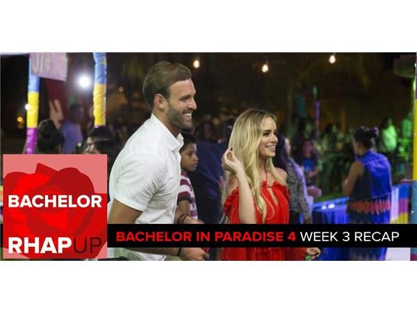 Bachelor in Paradise Season 4 Week 3 Podcast | Love Triangles