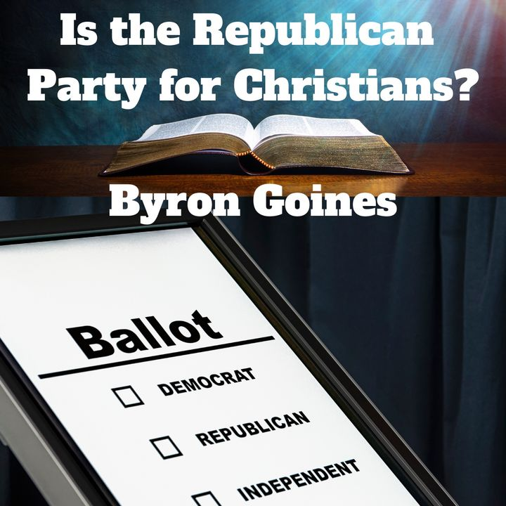 Is the Republican Party for Christians?