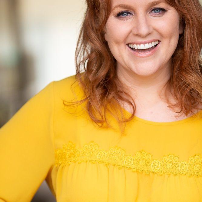 Caroline Simone O'Brien - Voiceover