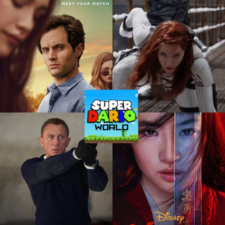 Mulan, James Bond, & Black Widow