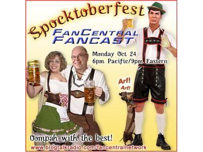 FanCentral FANCAST - SPOCTOBER FEST