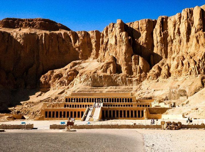 Luxor, dall'antica Tebe all'arrivo degli Arabi