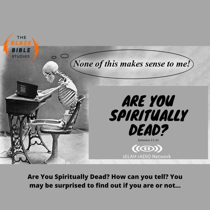 Are You Spiritually Dead? -DJ SAMROCK