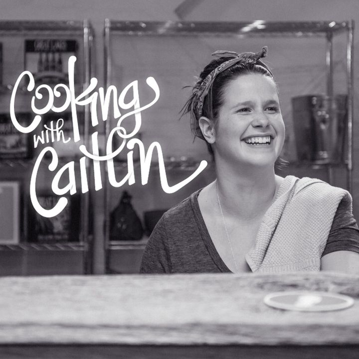 Cooking with Caitlin