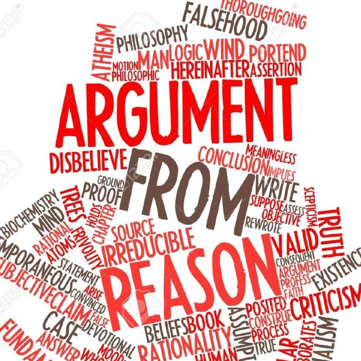 What is the argument from reason?