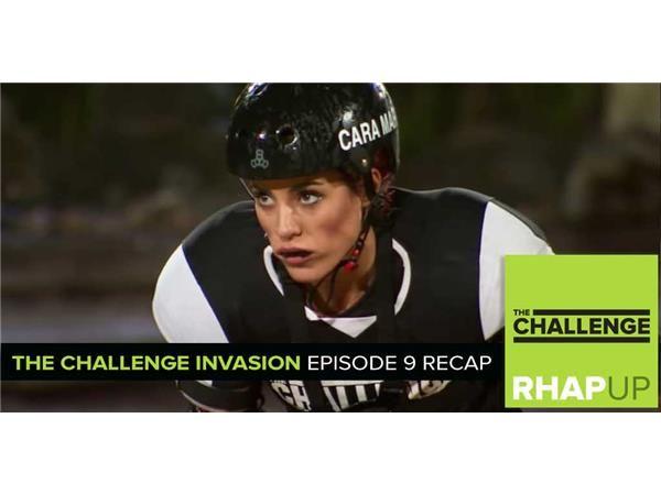 MTV Reality RHAPup | The Challenge Invasion Episode 9 RHAPup