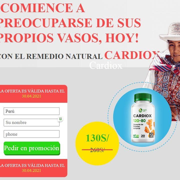 Cardiox Peru