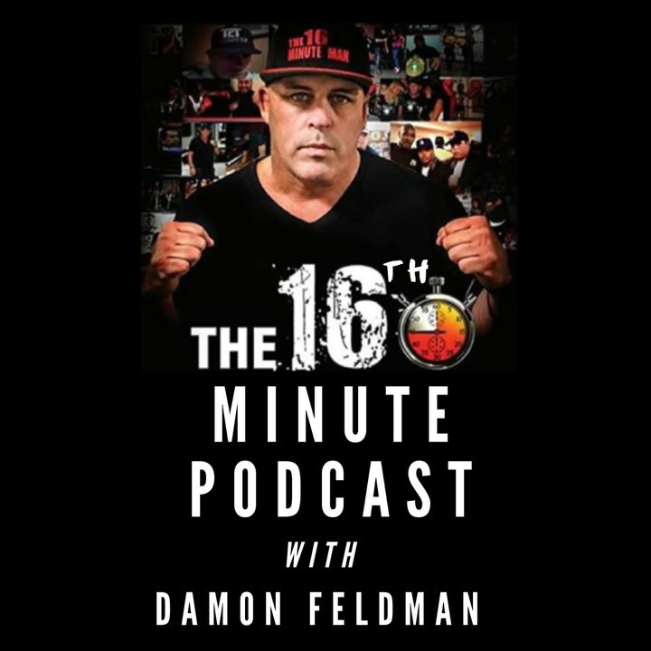 The 16th Minute with Damon Feldman