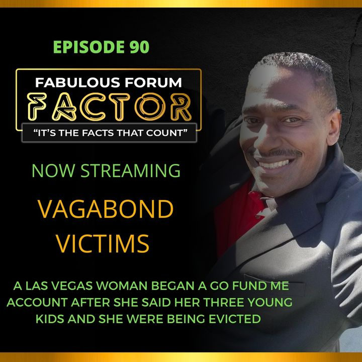 Vagabond Victims  (August 11, 2021)