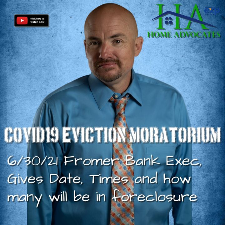 How many homeowners are facing foreclosure   Covid19   Eviction   Moratorium