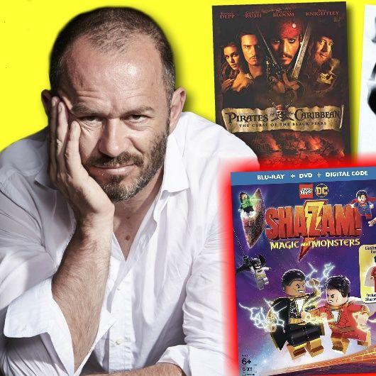 #330: Greg Ellis talks Pirates, Star Trek, Titanic, and hundreds of voiceover roles!