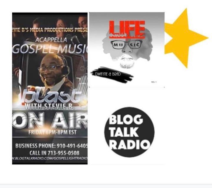 Stevie B's A Cappella Gospel Music Blast - (Episode 177)